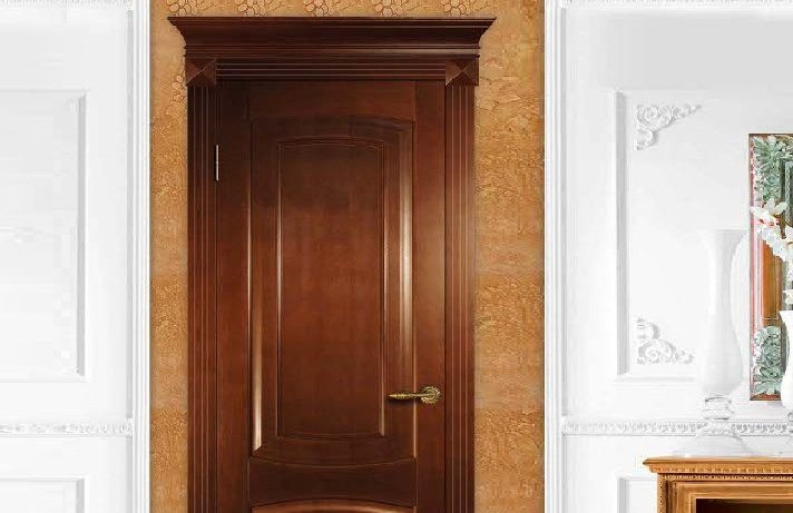 Двери из массива дуба, ольхи, ясеня - WoodMaster - Фабрика