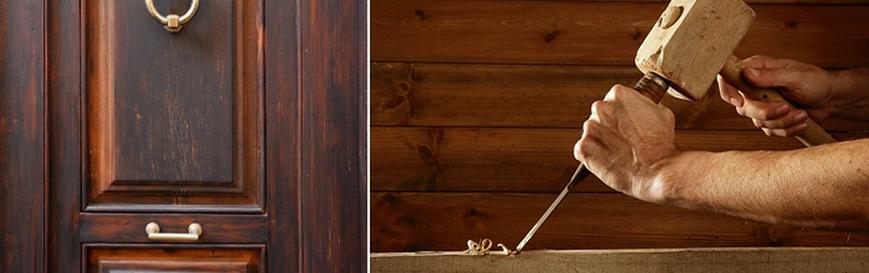 Производство дверей из дерева, деревянные двери на заказ