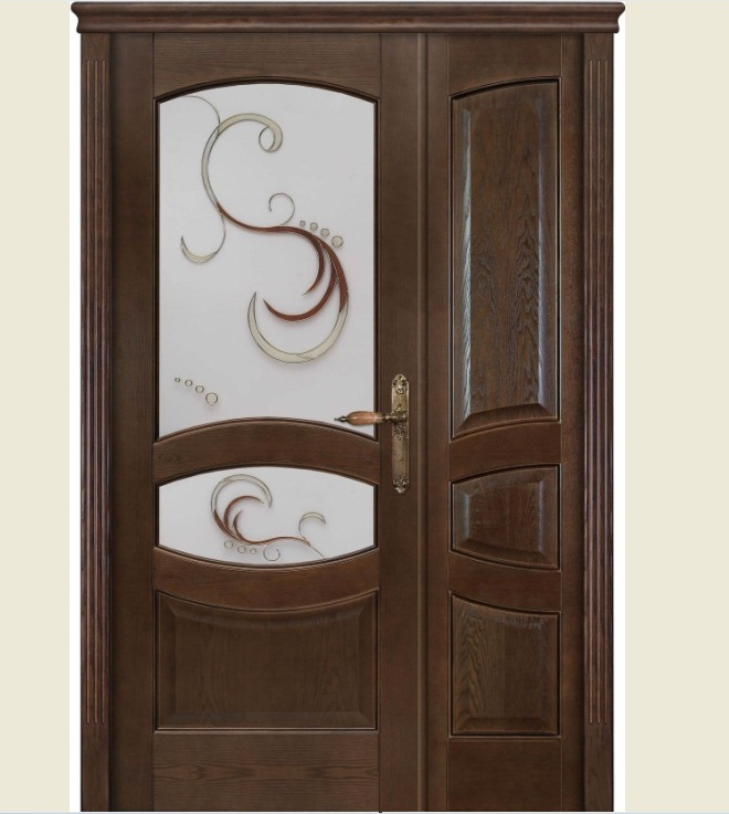 Стекла для межкомнатных дверей фото