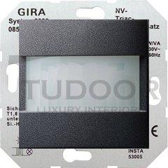 Автоматический выключатель 230 В~ , 40-400Вт, двухпроводное подключение, высота монтажа 1,1м; пластик антрацит