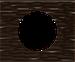 Рамка Celiane Стекло/Фарфор (corian черный рыфленый)