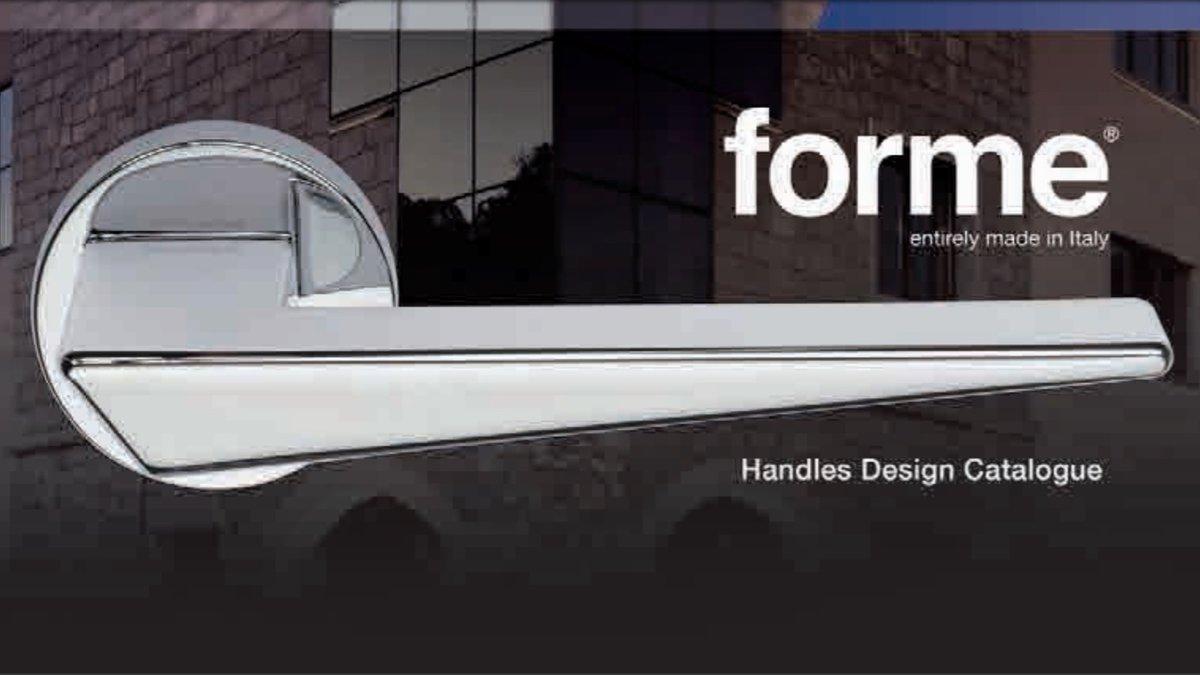 Ручки Forme