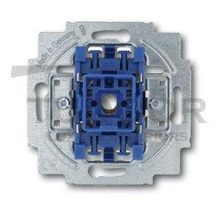 Механизм 1-клавишного, 1-полюсного переключателя, 10А 250В