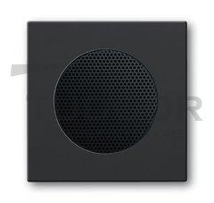 Плата центральная (накладка) для громкоговорителя 8223 U, серия future/solo, цвет антрацит