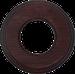 Рамка Восьмерка внутренней монтаж (венге)