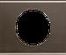 Рамка Celiane Металл (черный никель)