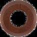Рамка Восьмерка внутренней монтаж (дуб коричневый)