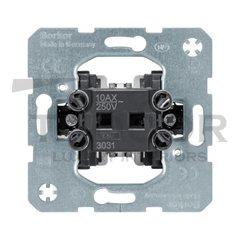 Одноклавишный выключатель Модульные механизмы