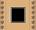 Рамка Crystal De Luxe (декор/блестящее золото)