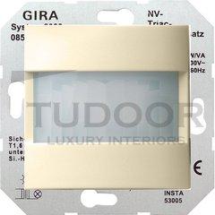 Автоматический выключатель 230 В~ , 40-400Вт, двухпроводное подключение, высота монтажа 1,1м; пластик кремовый глянцевый