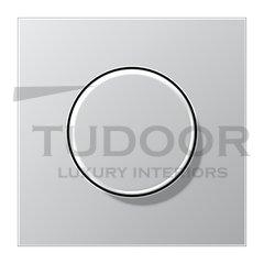 Светорегулятор для светодиодных LED ламп 3-100 Вт, универсальный, 20-400 Вт ламп накаливания и галогенных, алюминий