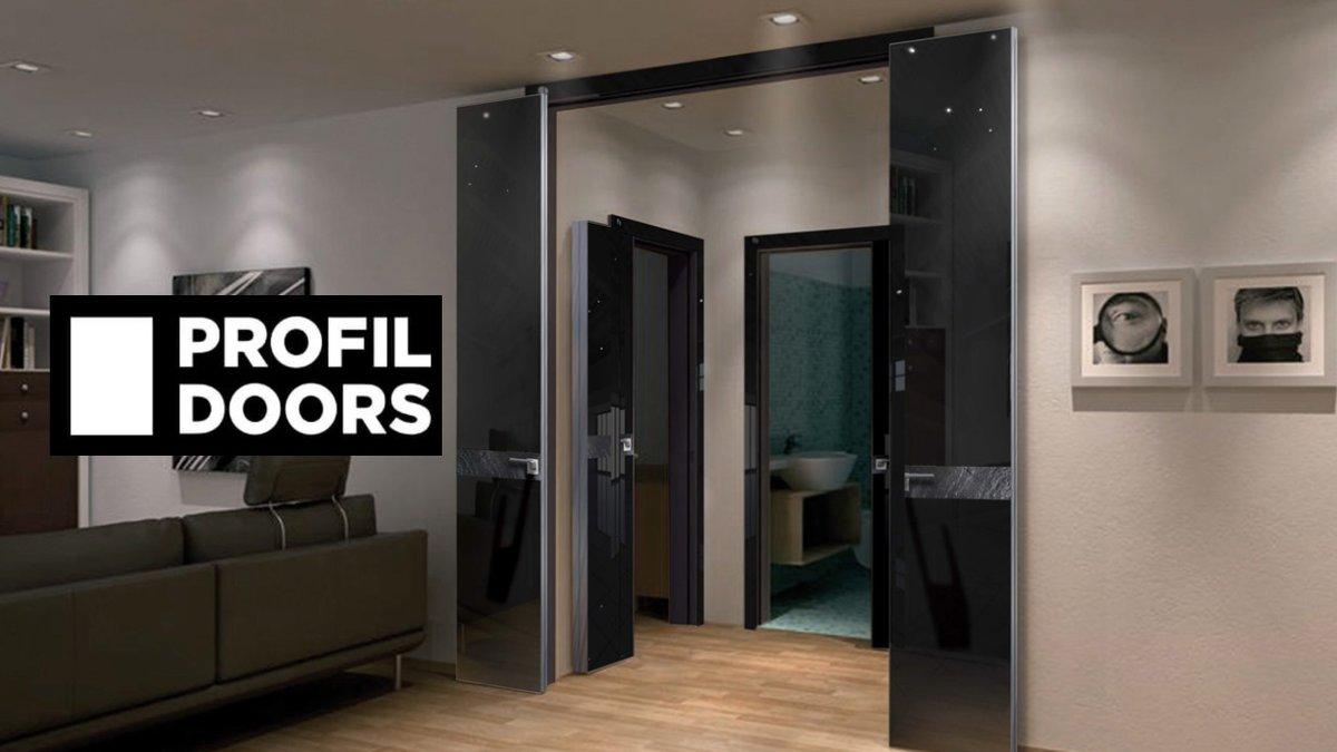 Межкомнатные двери «ProfilDoors»