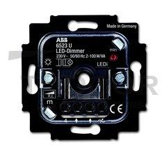 Механизм светорегулятора LED, поворотный, 2-100 Вт/ВА