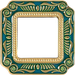 Рамка Smalto Italiano Firenze (голубой сапфир)
