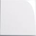 Клавиша E 3 (пластик белый глянцевый)