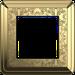 Рамка ClassiX Art (латунь)
