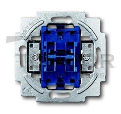 Механизм 2-клавишного переключателя, 10А 250В