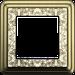 Рамка ClassiX Art (бронза/кремовый)