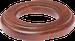 Рамка Овал наружный монтаж (вишня)