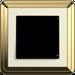 Рамка ClassiX (латунь/кремовый)