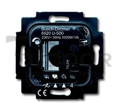 Механизм светорегулятора для ламп накаливания и НВ галогенных ламп с индутивным трансформатором, 200-1000 Вт