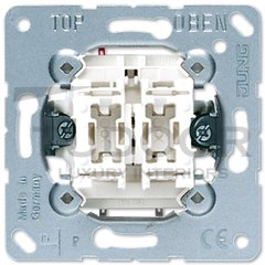 Выключатель 10AX 250V сдвоенный