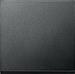 Клавиша M-Elegance Металл (пластик антрацит)