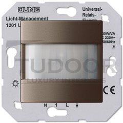 Автоматический выключатель 230 В~ , 40-400Вт, двухпроводное подключение, высота монтажа 1,1м; мокко