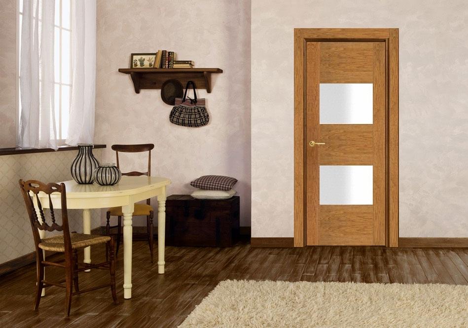 межкомнатные двери цвета миланский орех фото
